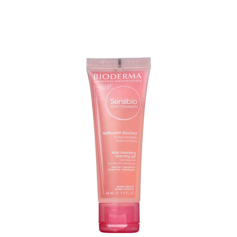 Bioderma Sensibio Gel Moussant - Gel de Limpeza 45ml