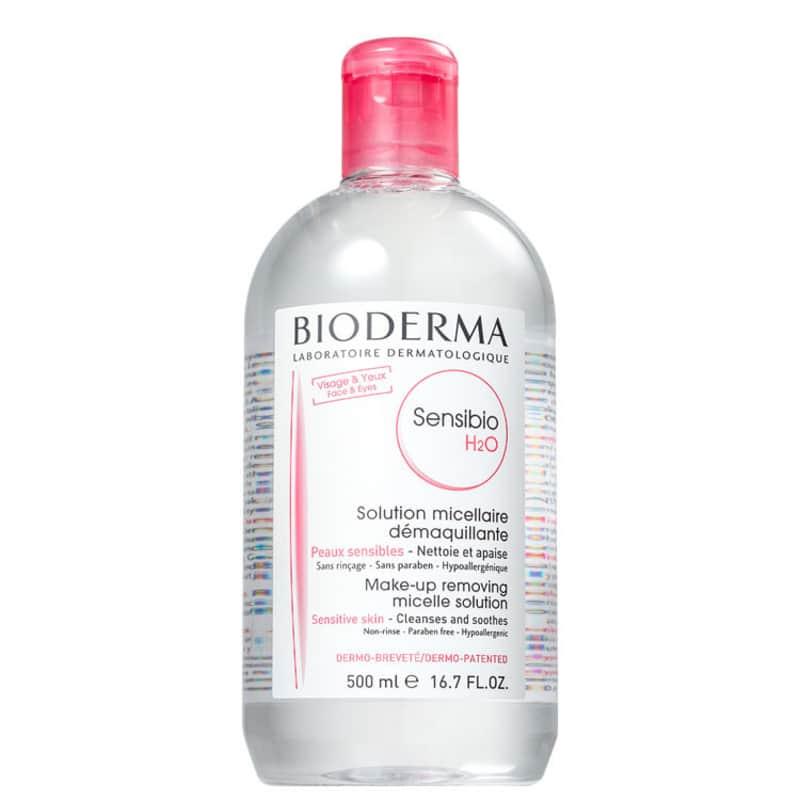 Bioderma Sensibio H2O - Água Demaquilante 500ml