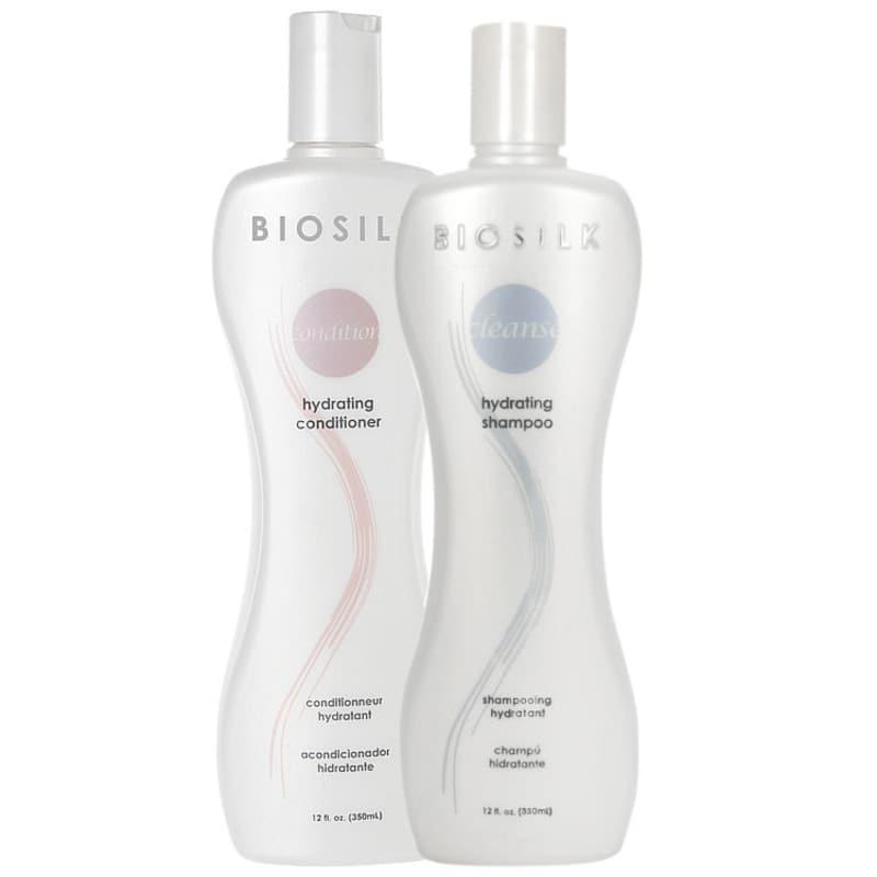 Kit Biosilk Hydrating Duo (2 Produtos)