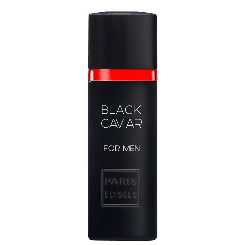 Black Caviar Paris Elysees Eau de Toilette - Perfume Masculino 100ml