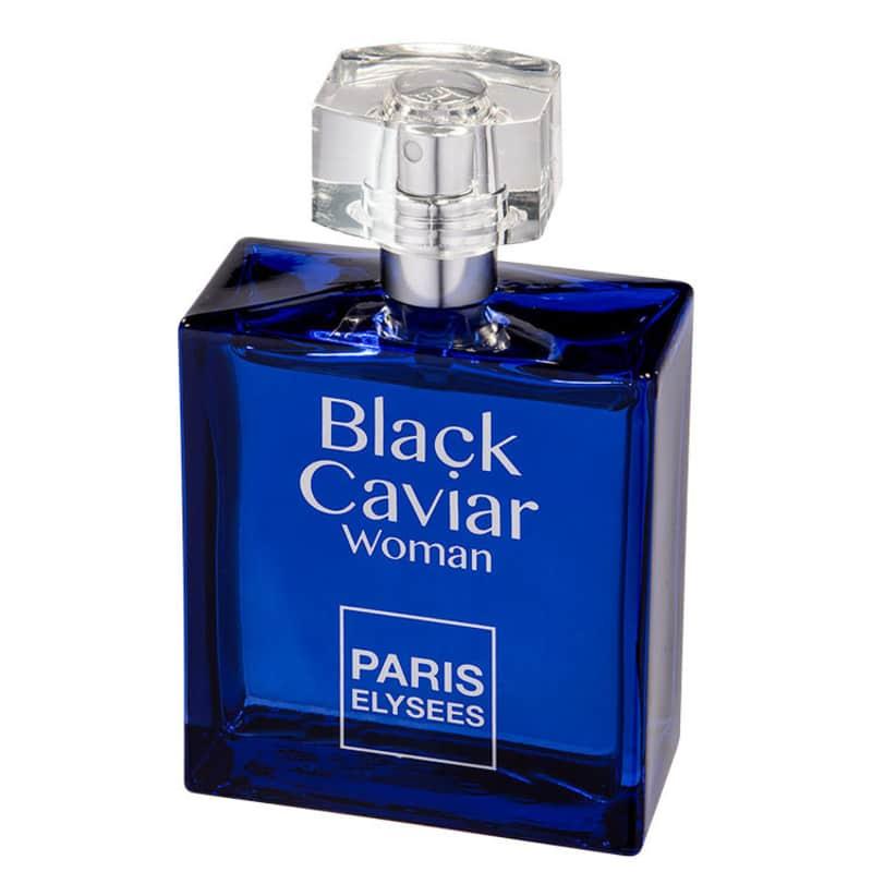 Black Caviar Woman Paris Elysees Eau de Toilette - Perfume Feminino 100ml