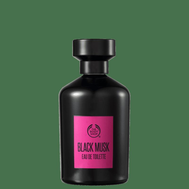 Black Musk The Body Shop Eau de Toilette - Perfume Feminino 100ml