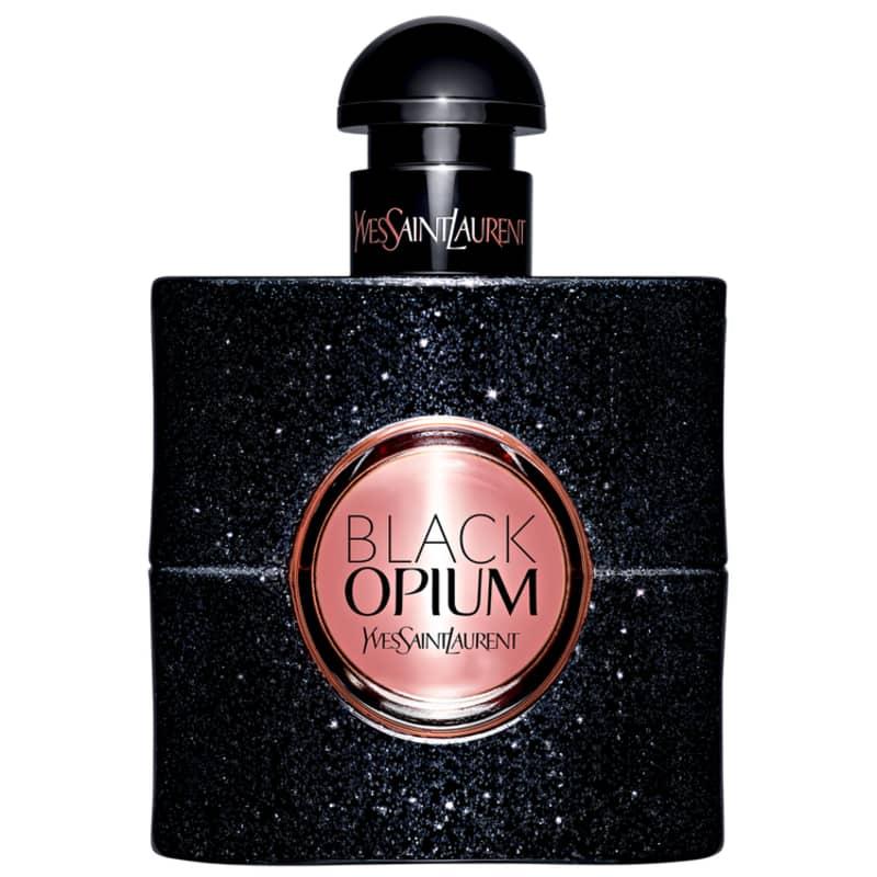Black Opium Yves Saint Laurent Eau de Parfum – Perfume Feminino 30ml