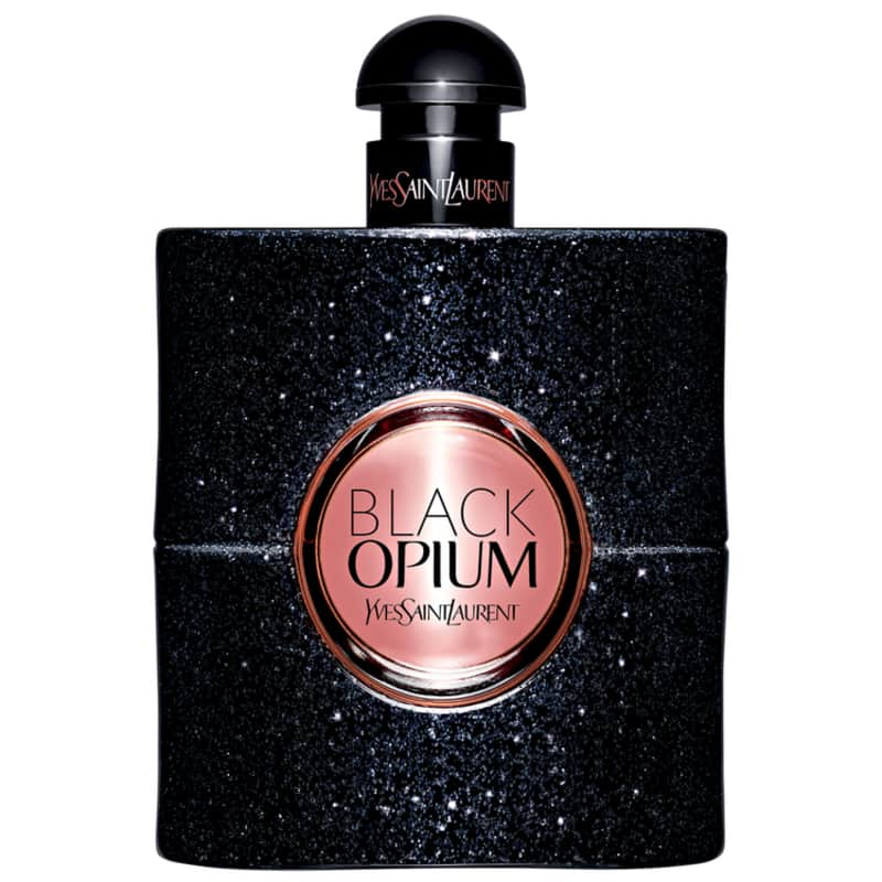 Black Opium Yves Saint Laurent Eau de Parfum – Perfume Feminino 90ml