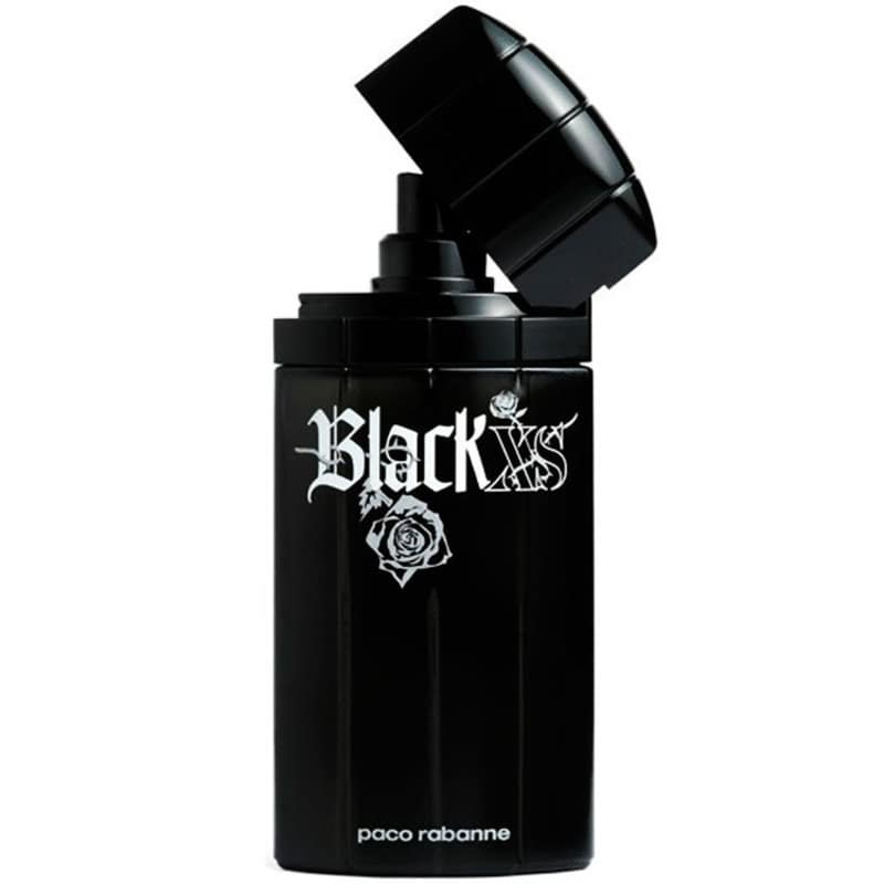 Black XS For Him Paco Rabanne Eau de Toilette - Perfume Masculino 50ml