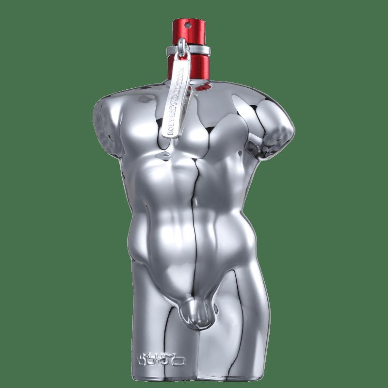 Body Revolution Sports Body Silver Georges Mezotti Coscentra Eau de Toilette - Perfume Masculino 100ml
