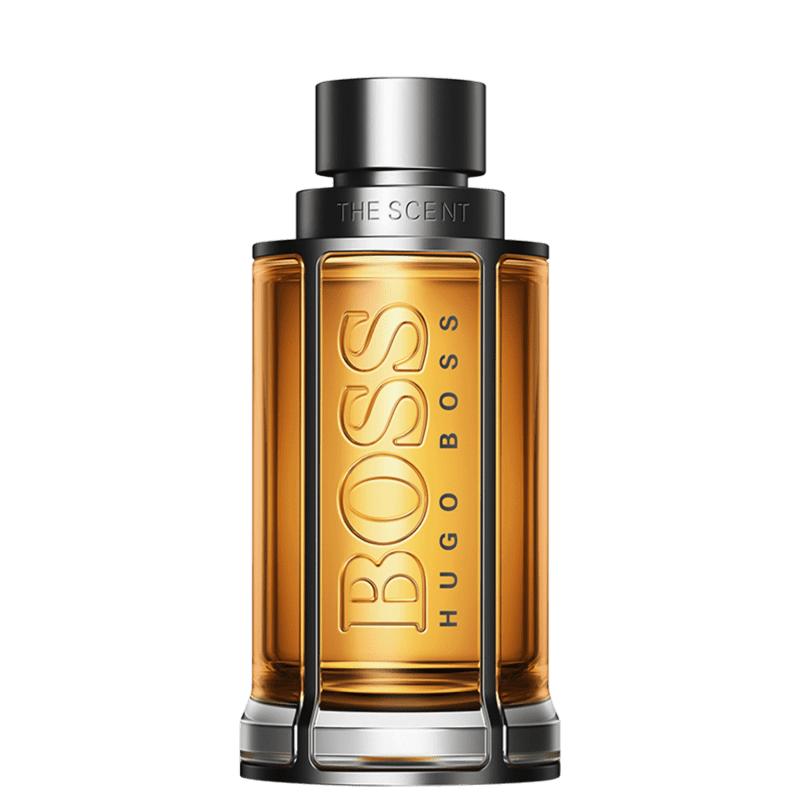 Boss The Scent Hugo Boss Eau de Toilette - Perfume Masculino 50ml