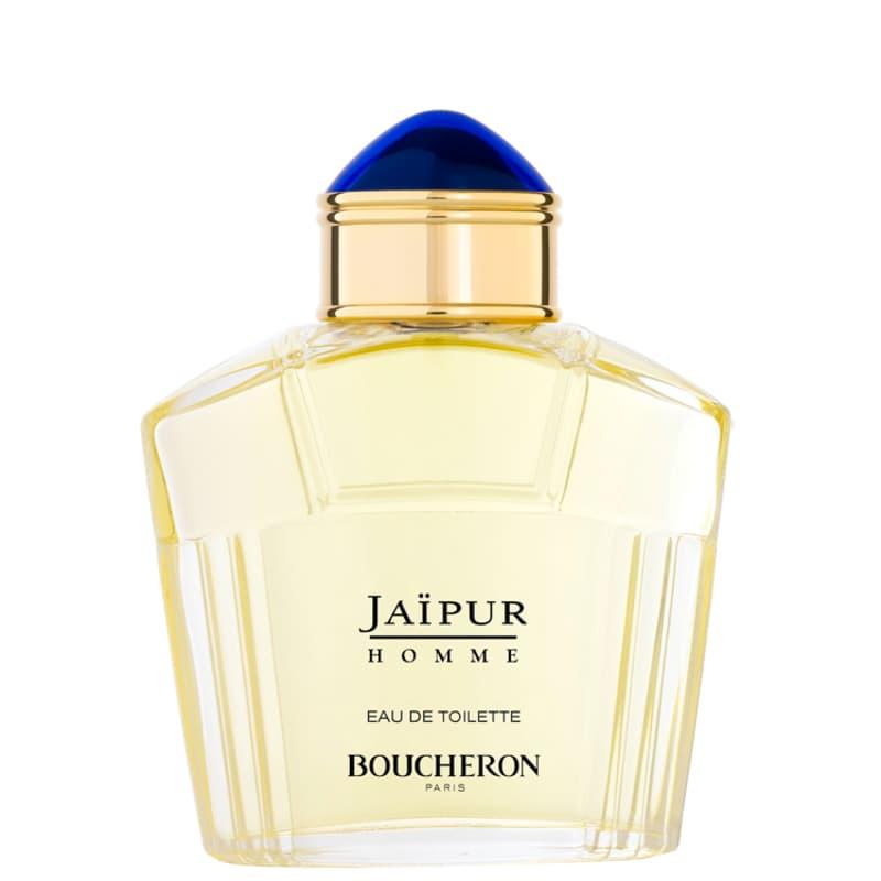 Jaïpur Homme Boucheron Eau de Toilette - Perfume Masculino 100ml