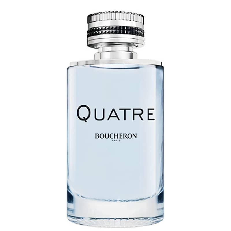 Quatre Pour Homme Boucheron Eau de Toilette - Perfume Masculino 50ml