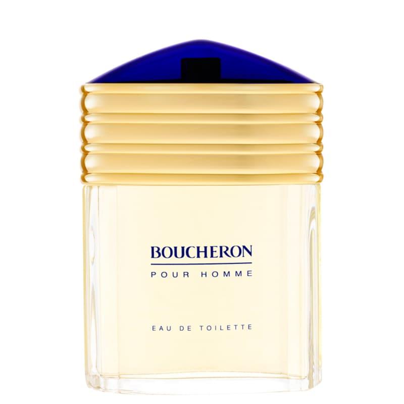 Boucheron Pour Homme Eau de Toilette - Perfume Masculino 100ml