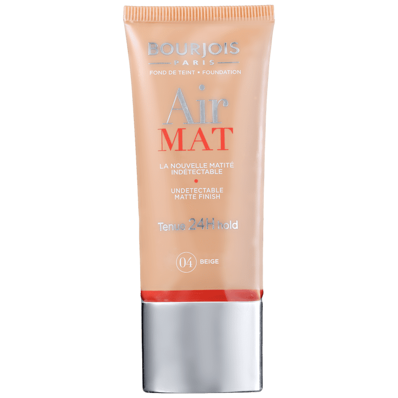 Bourjois Air Mat Tenue 24H Hold N04 Beige - Base Líquida 30ml