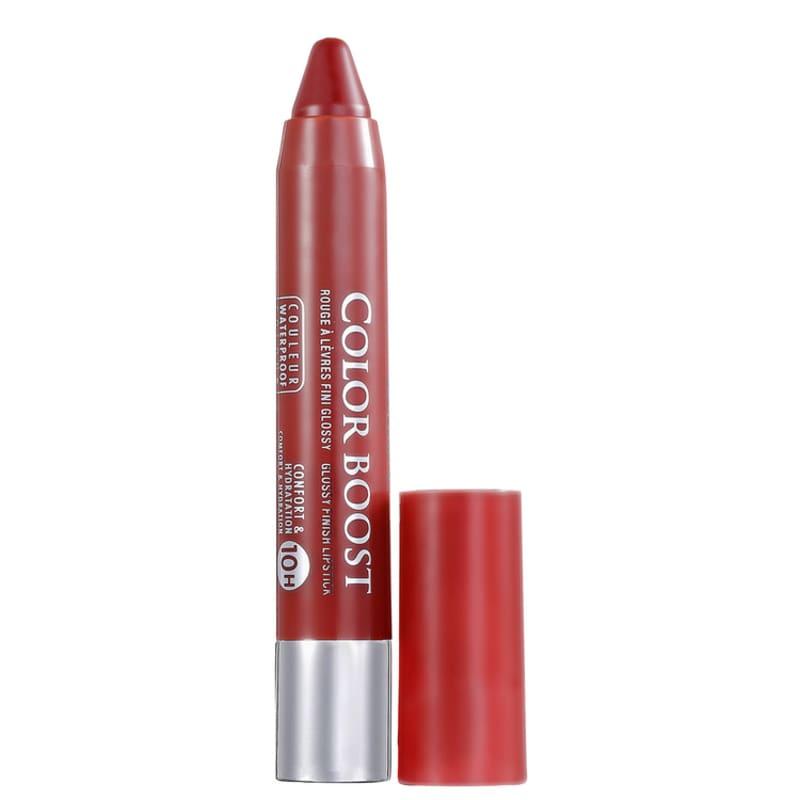 Bourjois Color Boost Lip Crayon 08 Sweet Macchiato - Batom Cremoso 2,75g