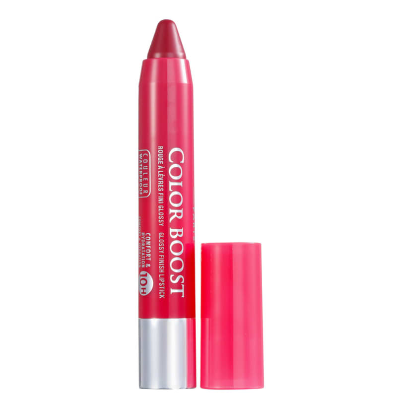Batom Bourjois Colorboost 09 Pinking Of It