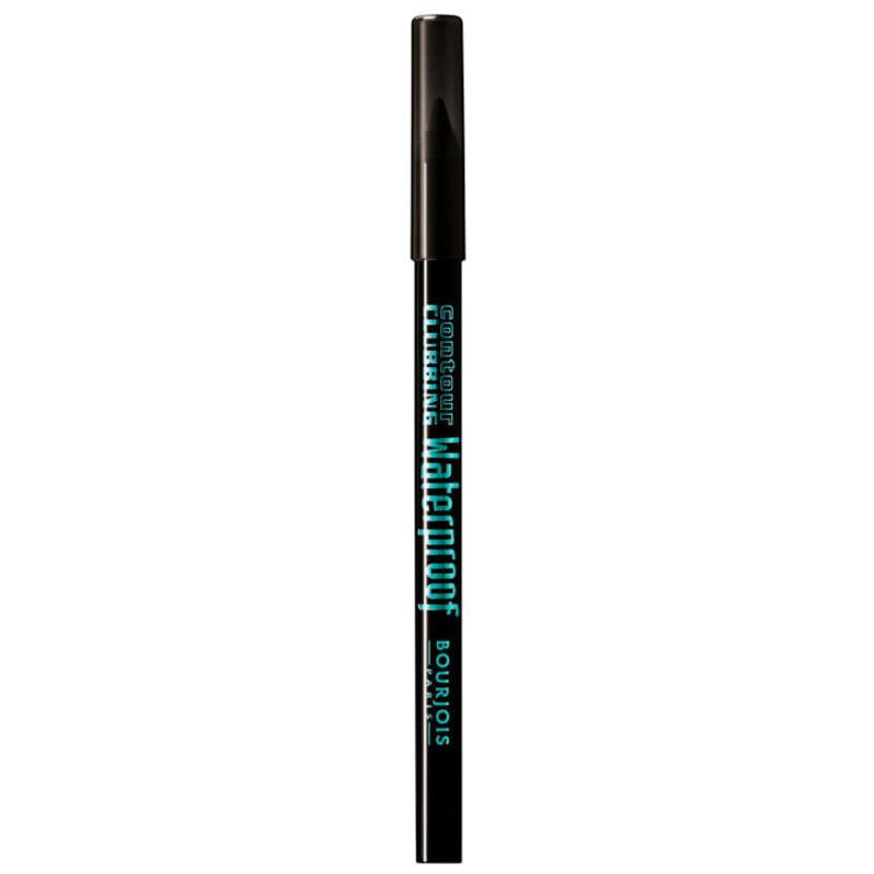 Bourjois Contour Clubbing Waterproof Black Party - Lápis de Olho 1,2g
