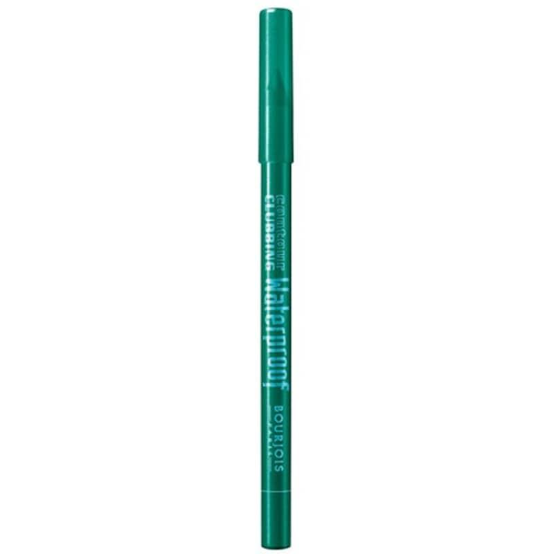 Lápis para Olhos Contour Clubbing Waterproof Bourjois Loving Green 1,2g