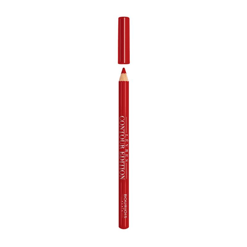 Bourjois Contour Edition 06 Tout Rouge - Lápis de Boca 1,4ml
