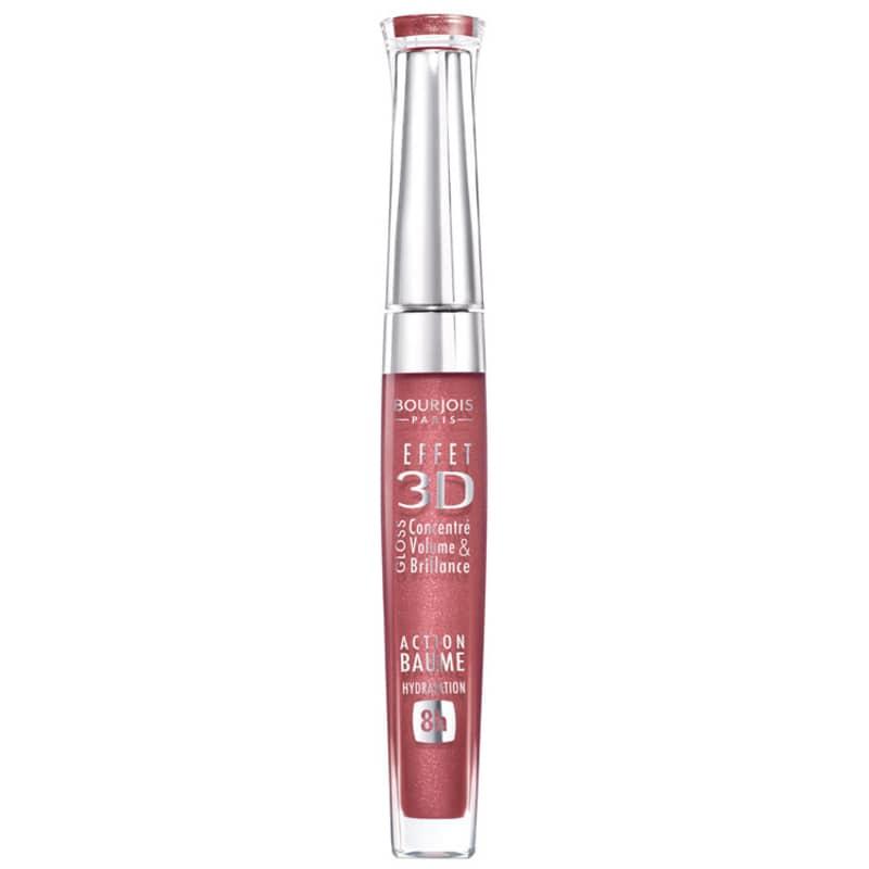 Bourjois Effet 3D 3 Brun Rose Academic - Gloss Labial 5,7ml