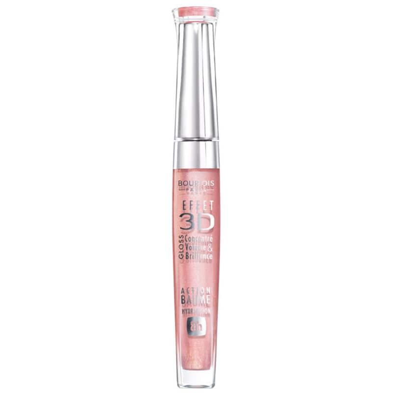 Bourjois Effet 3D 48 Rose Romantic - Gloss Labial 5,7ml