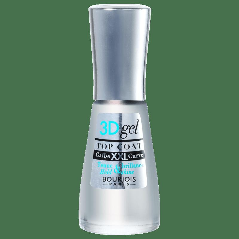 Bourjois Effet 3D Gel Top Coat - Base Finalizadora 10ml