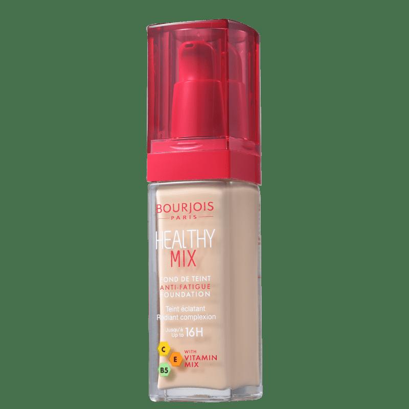 Bourjois Healthy Mix Anti-Fatigue 52 Vanille - Base Líquida 30ml