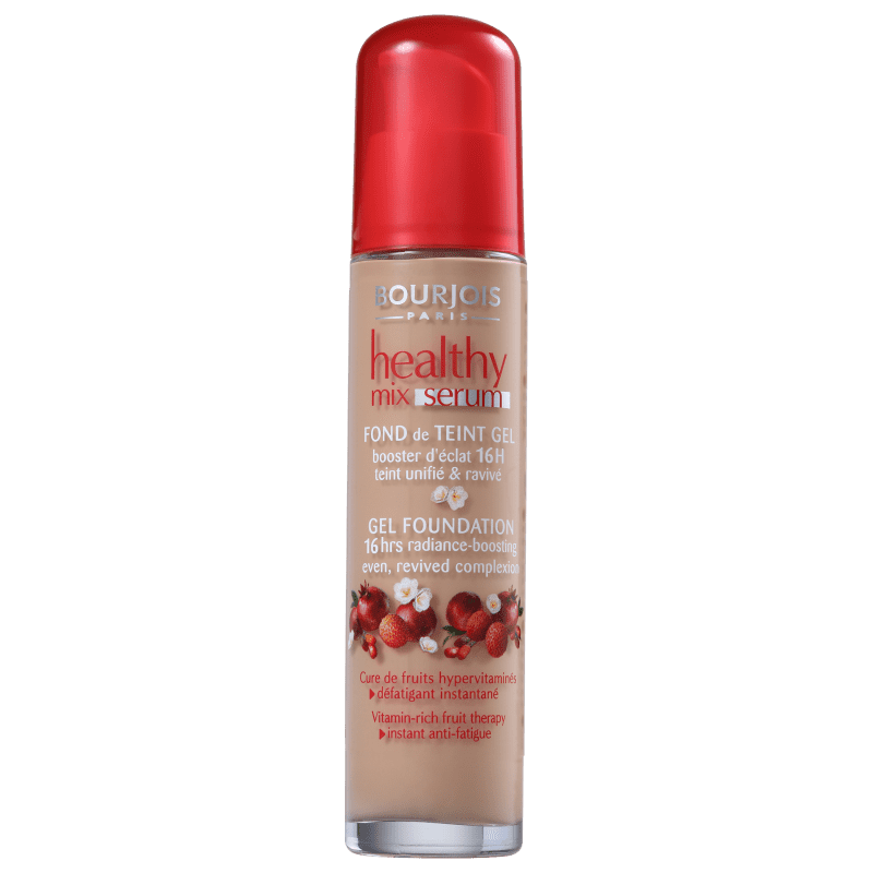 Bourjois Healthy Mix Anti-Fatigue 55 Dark Beige - Base Líquida 30ml