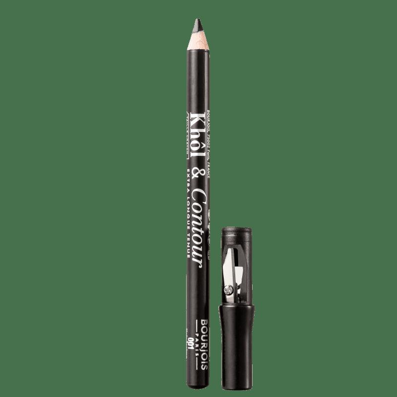 Bourjois Khôl & Contour Black Sharpener - Lápis de Olho com Apontador 2g