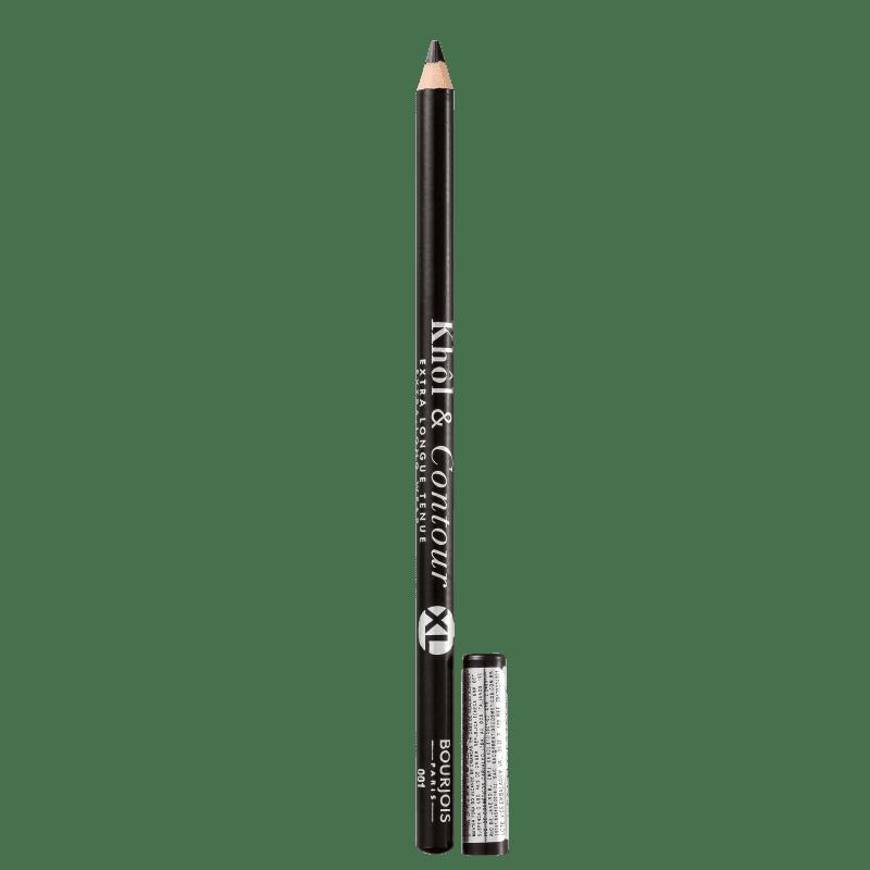Bourjois Khôl & Contour XL Black - Lápis de Olho 2g