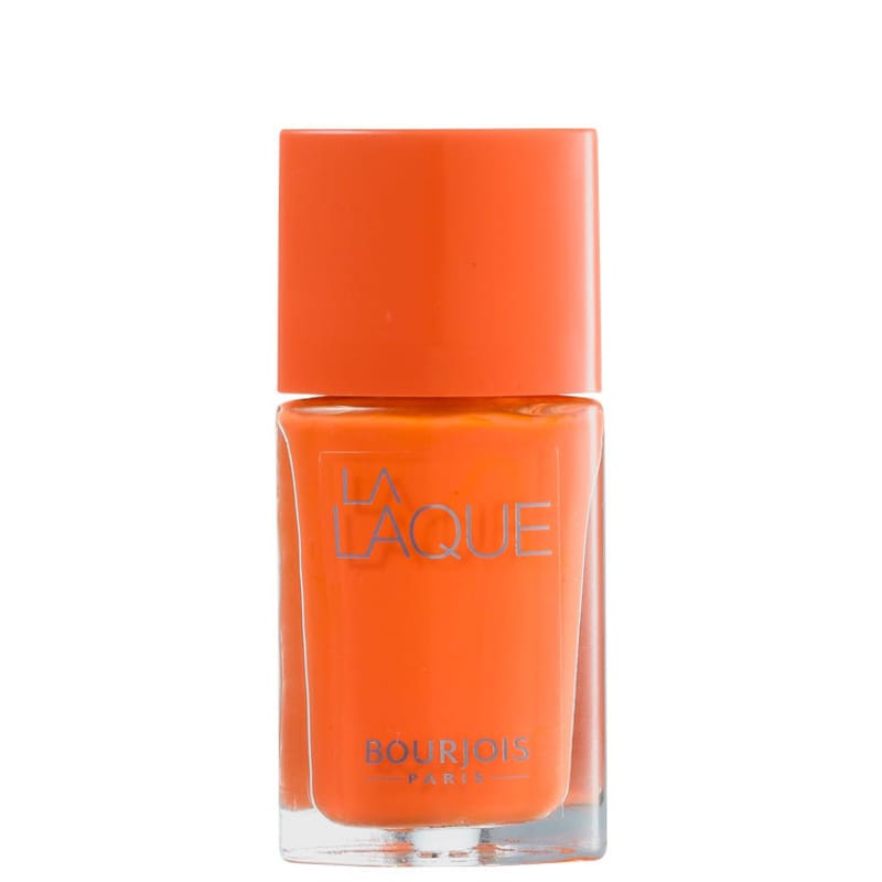 Bourjois La Laque 03 Orange Outrant - Esmalte Cremoso 10ml