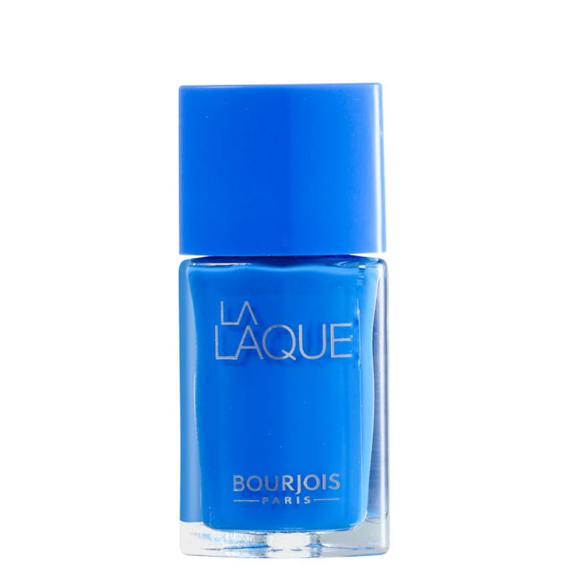 Bourjois La Laque 11 Only Bluuuue - Esmalte Cremoso 10ml