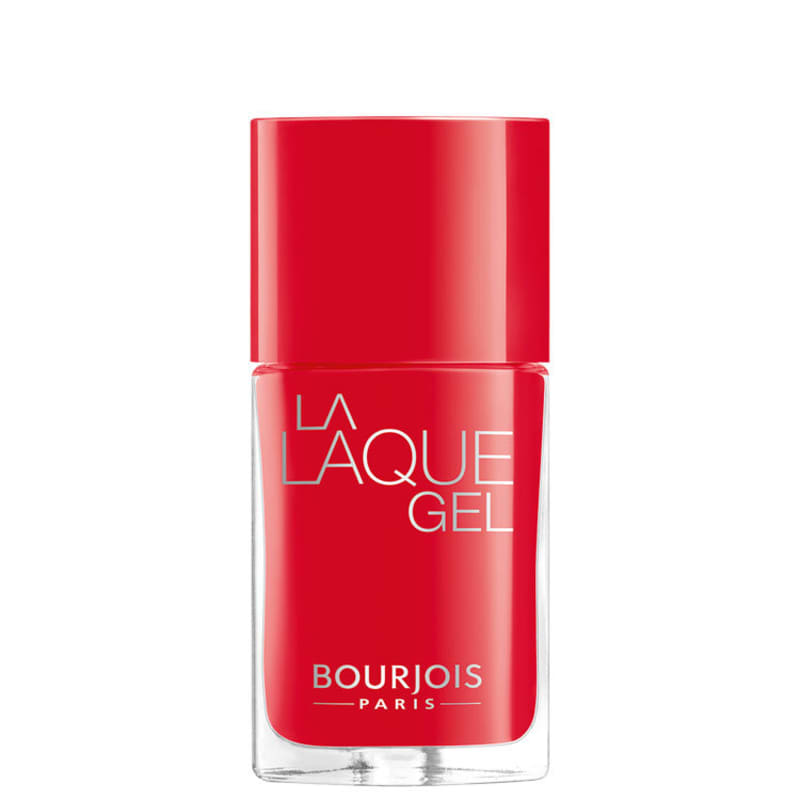 Bourjois La Laque Gel 05 Are You Reddy - Esmalte Cremoso 10ml