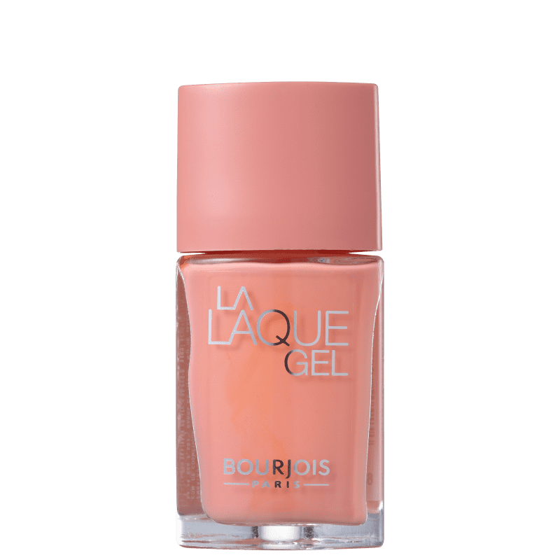 Bourjois La Laque Gel 14 Pink Pocket - Esmalte Cremoso 10ml
