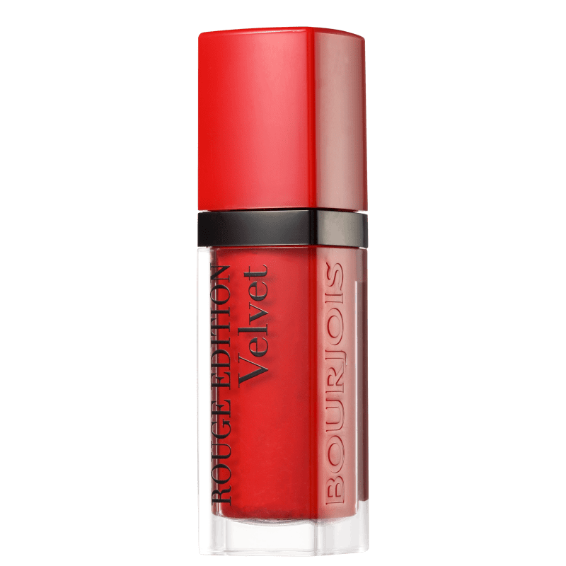 Bourjois Rouge Edition Velvet 03 Hot Pepper - Batom Líquido Matte 7,7ml