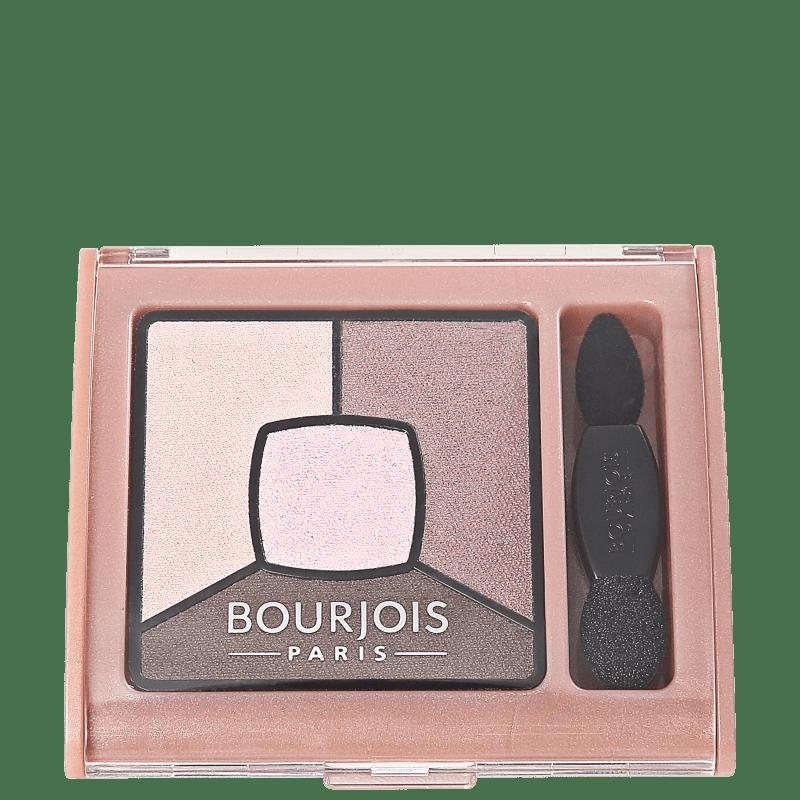 Bourjois Smoky Stories 02 Over Rose - Paleta de Sombras 3,2g