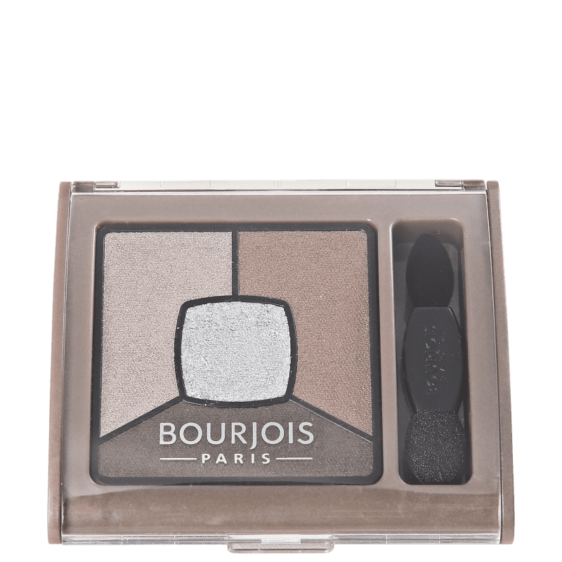 Bourjois Smoky Stories 05 Good Nude - Paleta de Sombras 3,2g