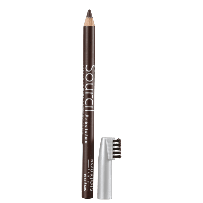 Bourjois Sourcil Precision 3 Chatain - Lápis de Sobrancelha