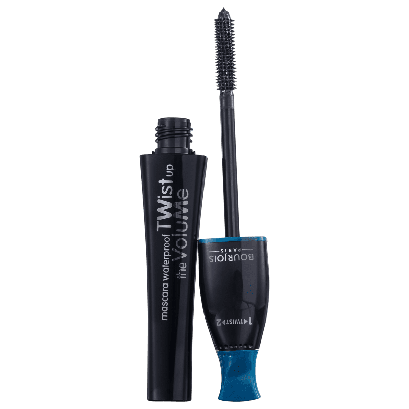 Bourjois Twist Up The Volume Waterproof Noir - Máscara para Cílios 8ml