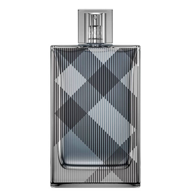 Brit For Men Burberry Eau de Toilette - Perfume Masculino 100ml