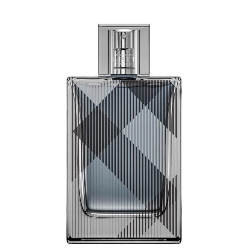 Brit For Men Burberry Eau de Toilette - Perfume Masculino 50ml