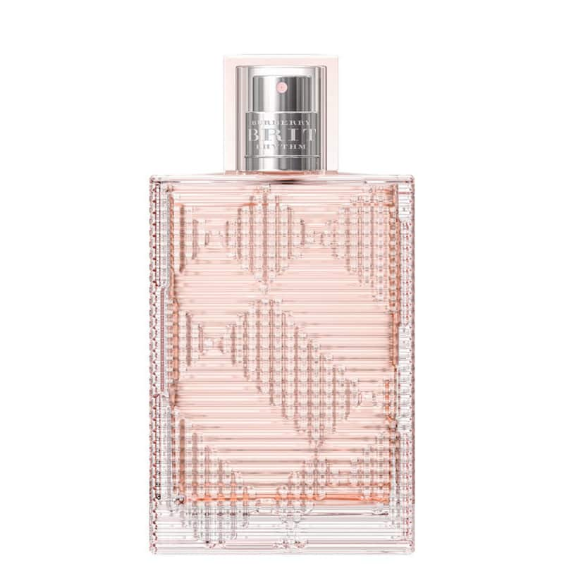 Brit Rhythm For Her Floral Burberry Eau de Toilette - Perfume Feminino 50ml