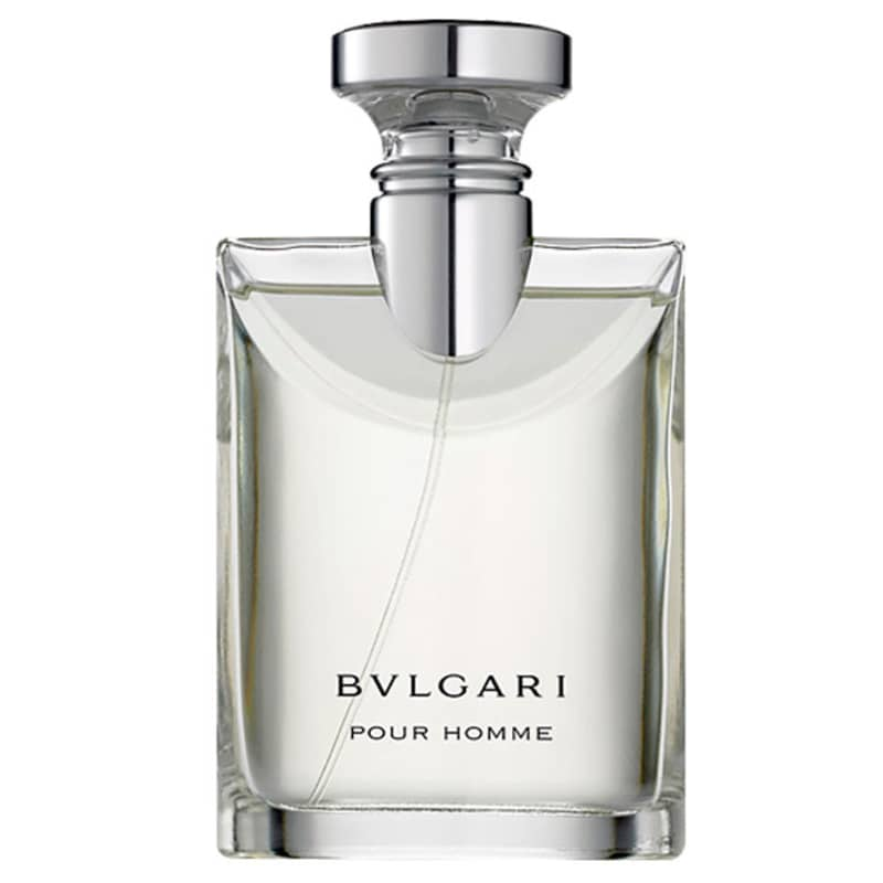 Bvlgari Pour Homme Eau de Toilette - Perfume Masculino 50ml