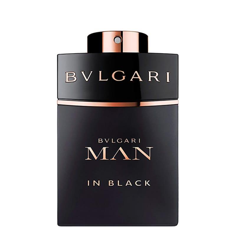 Bvlgari Man in Black Eau de Parfum - Perfume Masculino 60ml