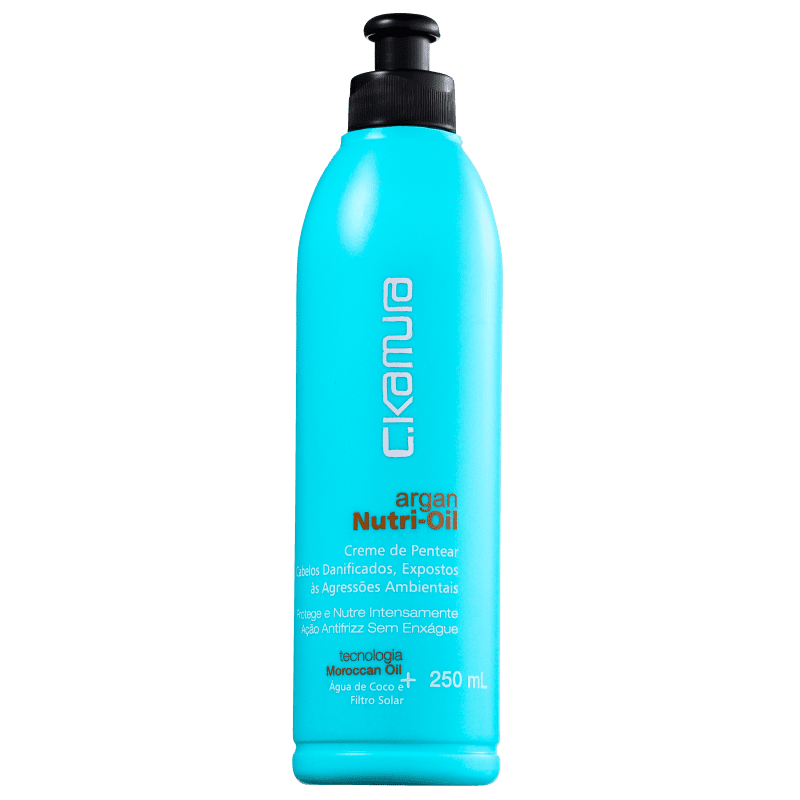 C.Kamura Argan Nutri-Oil - Creme de Pentear 250ml