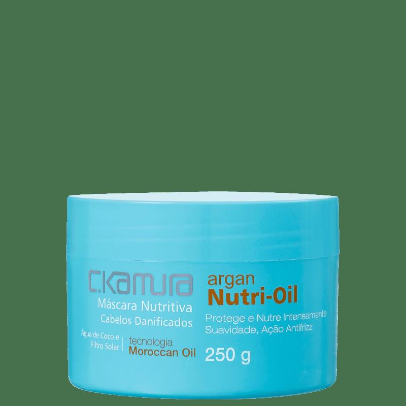 C.Kamura Argan Nutri-Oil - Máscara Capilar 250g