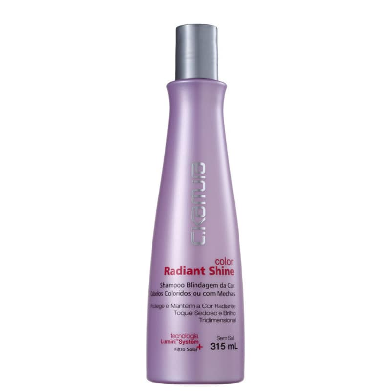 C.Kamura Color Radiant Shine - Shampoo 315ml