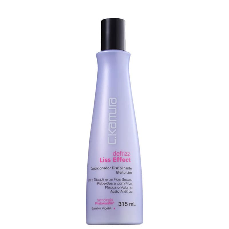 C.Kamura Defrizz Liss Effect - Condicionador 315ml