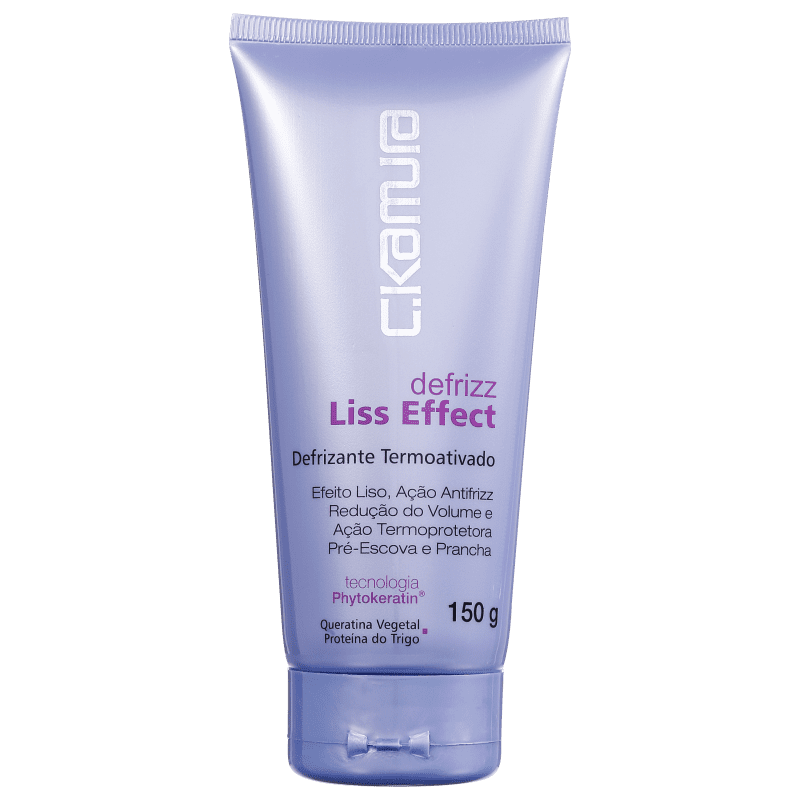 C.Kamura Defrizz Liss Effect - Creme Anti-Frizz 150g
