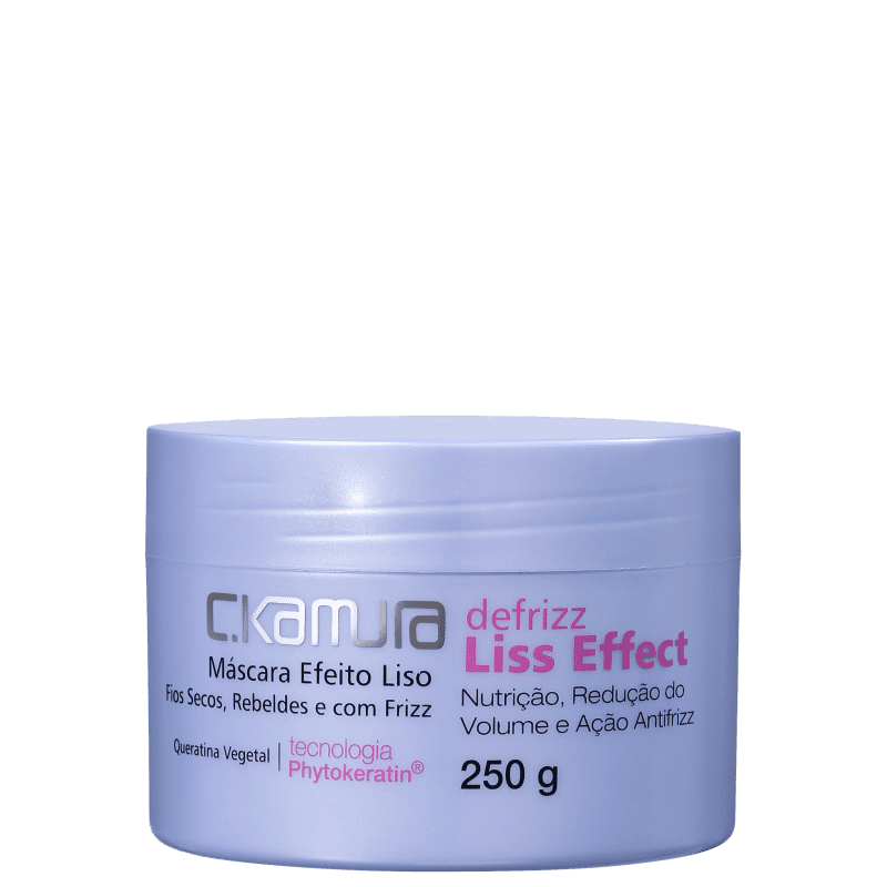 C.Kamura Defrizz Liss Effect - Máscara Capilar 250g