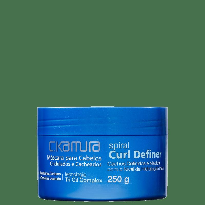 C.Kamura Spiral Curl Definer - Máscara Capilar 250g