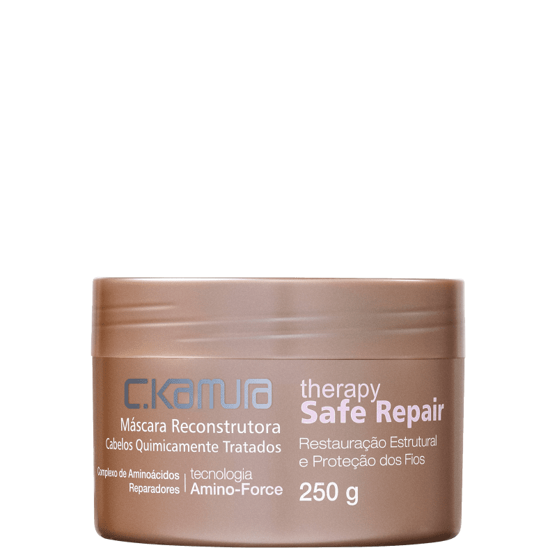C.Kamura Therapy Safe Repair - Máscara Capilar 250g