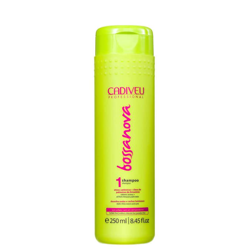 Cadiveu Professional Bossa Nova - Shampoo sem Sulfato 250ml